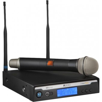 Electrovoice R300 Handheld Wireless Microphone System