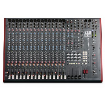 Allen & Heath ZEDR16 16 Channel Firewire Recording/Mixing Console