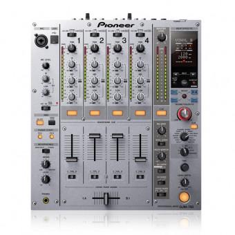 Pioneer DJM750S Performance DJ Mixer (Silver)