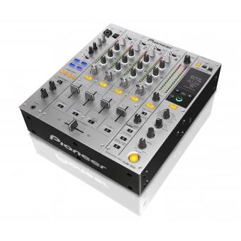 Pioneer DJM850 Professional DJ Mixer (Silver)