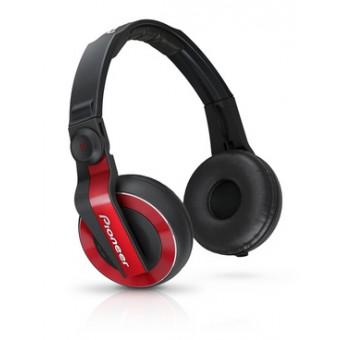 Pioneer HDJ500R Professional DJ Headphones
