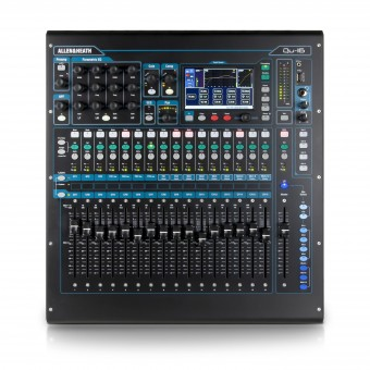 Allen & Heath QU16 Rackmountable Digital Mixer