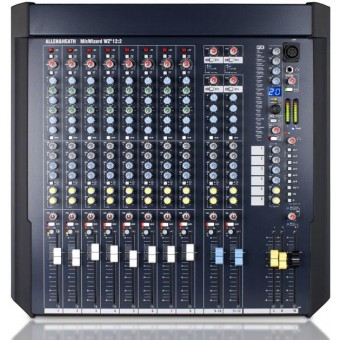 Allen & Heath MixWizard WZ4 12:2 Mixing Console