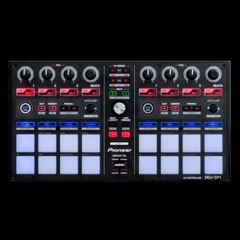 Pioneer DDJSP1 Serato DJ Sub Controller