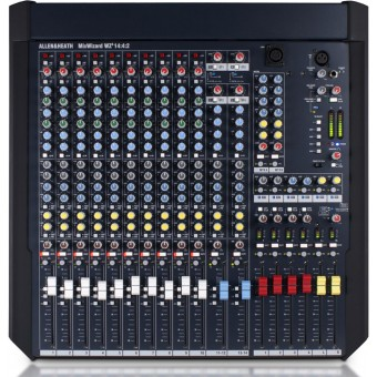 Allen & Heath MixWizard WZ4 14:4:2 Mixing Console