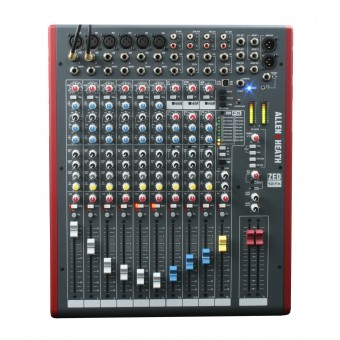 Allen & Heath ZED12FX Mixing Console