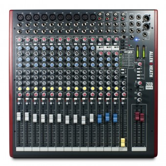 Allen & Heath ZED16FX Mixing Console